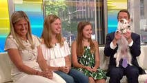 The Jenkins family kick off their Father's Day on the 'After the Show Show'!