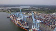 Overhaul to Port of Virginia is key to allowing larger, modern ships to dock safely; Douglas Kennedy explains.