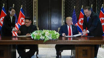 New poll finds that Americans believe denuclearization is more likely following the Trump-Kim summit, Mike Huckabee weighs in on 'Fox & Firends.'