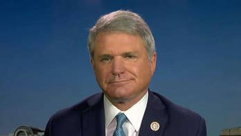 President Trump to meet with House GOP to discuss immigration legislation; Rep. Michael McCaul shares insight on 'Sunday Morning Futures.'