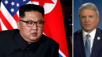 Rep. Michael McCaul reacts on 'Sunday Morning Futures' to President Trump's summit with Kim Jong Un and its outcomes.