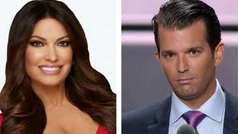 Fox host is dating president's son.