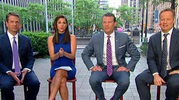 'Fox & Friends' celebrates Father's Day.