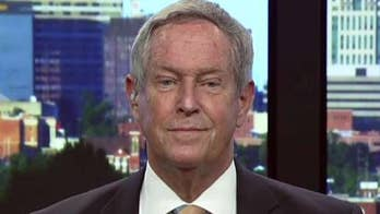 Two GOP immigration bills in Congress are attempting to reach a compromise on immigration reforms and border security; Rep. Joe Wilson shares his take on the debate on 'America's News HQ.'