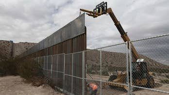 Trump supporters suggest a government shutdown may be the best strategy to get funding for the border wall; talk radio panel reacts on 'America's News HQ.'