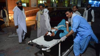 Two separate suicide bombings happen over two days in eastern Afghanistan city of Jalalabad; Conor Powell reports.