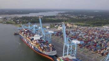 Port of Virginia, major shipping hub for US commerce, plans big expansion