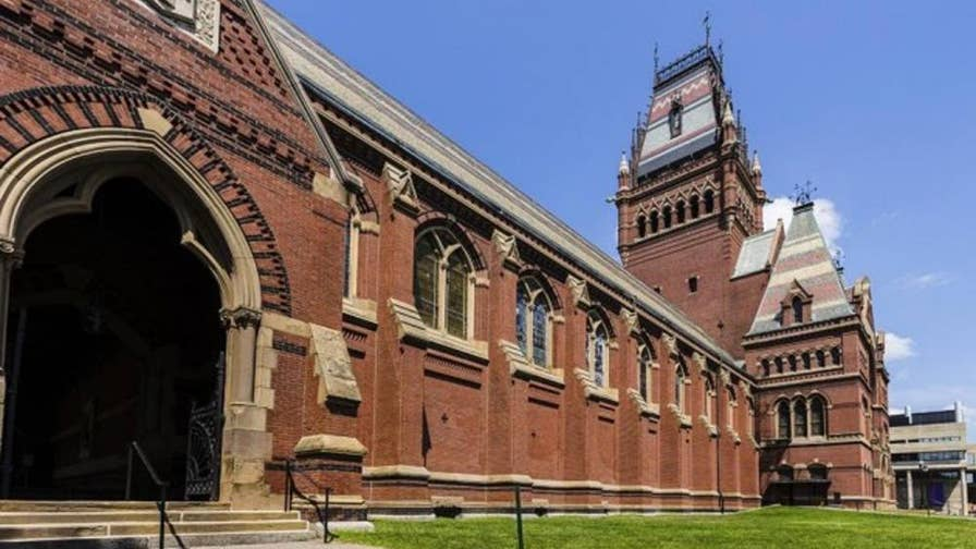 Lawsuit accuses Harvard of giving Asian-American applicants lower personality trait ratings; Jason Riley of the Wall Street Journal reacts on 'Fox & Friends.'