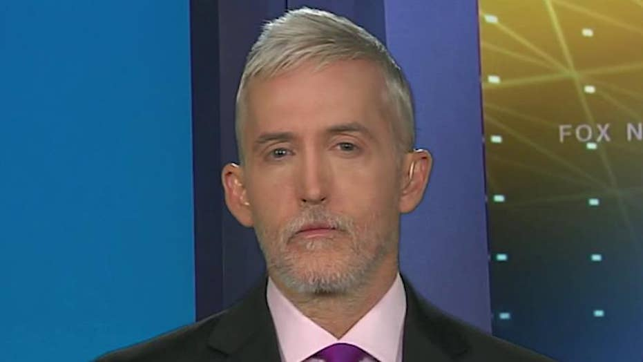 Rep. Trey Gowdy on the DOJ inspector general's findings