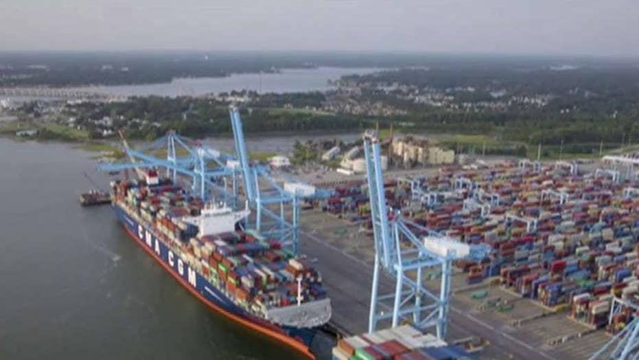 Port of Virginia plans major expansion