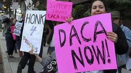 Nearly 60,000 immigrants with arrest records have been permitted to remain in the United States under the Obama-era Deferred Action for Childhood Arrivals (DACA) program, the Department of Homeland Security (DHS) revealed Monday.