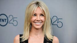 Heather Locklear was reportedly hospitalized on Sunday after she threatened to kill herself.