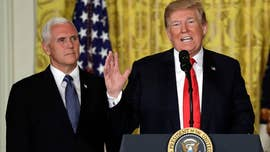 "Speaking at a meeting of the National Space Council, Trump ordered the Pentagon to immediately establish a national ""space force"" that would become the sixth branch of the armed forces."