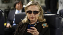 "When the Justice Department inspector general's report revealed that former FBI director James B. Comey had used a personal email account to conduct official business, Hillary Clinton claimed vindication. ""But my emails,"" she tweeted."
