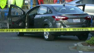 Suspect shot after trying to steal cars in Washington state.