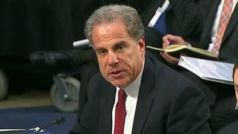 DOJ Inspector General Michael Horowitz, FBI Director Christopher Wray to testify on Capitol Hill; Griff Jenkins previews questions from lawmakers.
