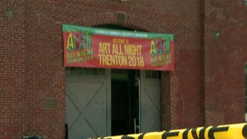 22 injured, one suspect dead after shots rang out during the overnight gathering in Trenton; Bryan Llenas reports on the investigation.