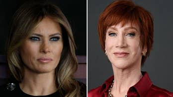 Kathy Griffin's most outrageous moments: From Trump photo shoot to stripping on live TV