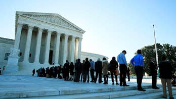 The justices dismissed separate lawsuits from Democratic Wisconsin voters and Republican Maryland voters, who challenged the congressional maps drawn by their legislatures; Doug McKelway reports from Washington.
