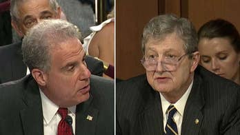 Republican senator from Louisiana asks the inspector general if he expects the American people to accept that Peter Strzok and Lisa Page did not allow political bias to affect their work on the Clinton email probe.