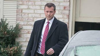 FBI agent was removed from the Russia probe after the discovery of anti-Trump text messages.