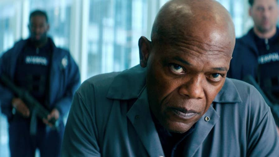 Actor Samuel L. Jackson not apologizing for an inappropriate tweet to President Trump on his birthday.
