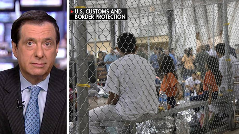 Trump losing GOP and media allies in outcry over separating immigrant families