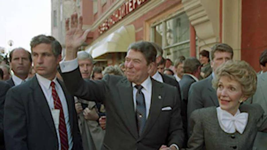 'Three Days in Moscow' remembers Reagan's efforts in Russia on the anniversary of the Moscow Summit