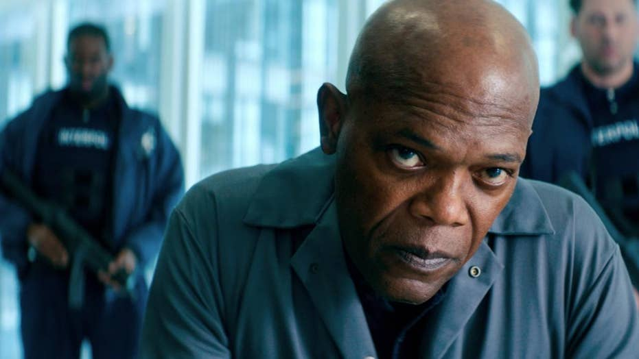 Samuel L. Jackson isn't sorry for 'homophobic' Trump tweet