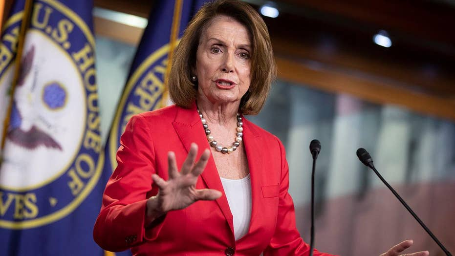 Democrats denounce border detention policy