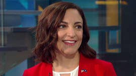 Katie Arrington, who ousted incumbent South Carolina Rep. Mark Sanford in a Republican congressional primary this month, was seriously injured in a car accident on Friday -- in a wreck that left one person dead.