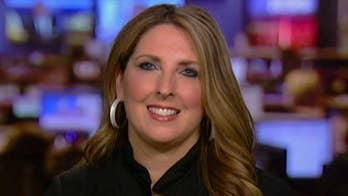 RNC chairwoman goes on 'The Story' to discuss President Trump's effect on the midterm elections.