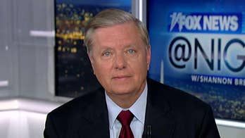 Graham questioned the anti-Trump text messages between FBI agents on the Clinton probe. Republican lawmaker from South Carolina speaks out on 'Fox News @ Night.'