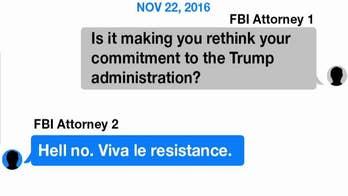 Former DOJ official Hans von Spakovsky weighs in on the FBI report.