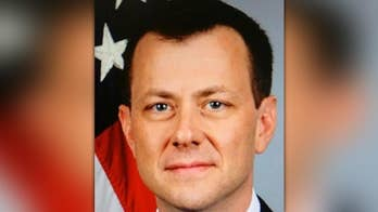 Republicans want FBI agent to publicly testify under oath on his removal from the Russia probe after anti-Trump text messages; Rep. Andy Biggs weighs in.