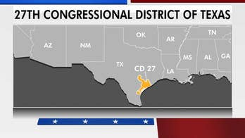 Texas 27th Congressional District unrepresented for over two months.