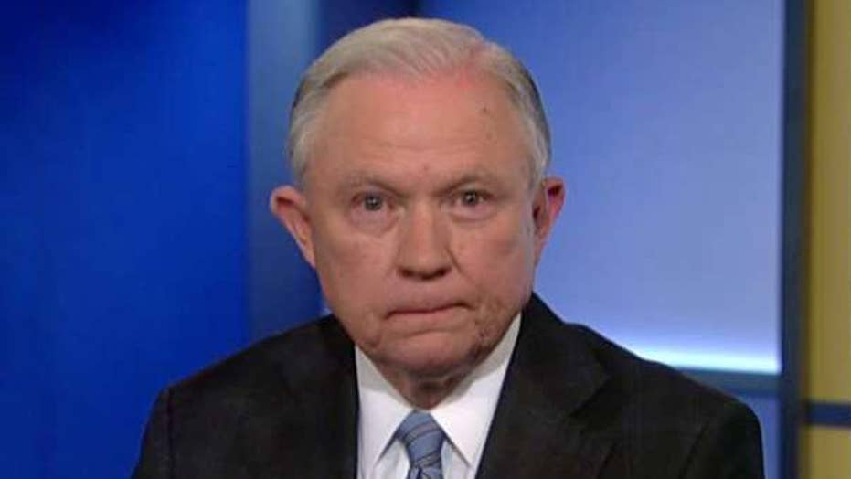 Sessions defends zero tolerance immigration policy