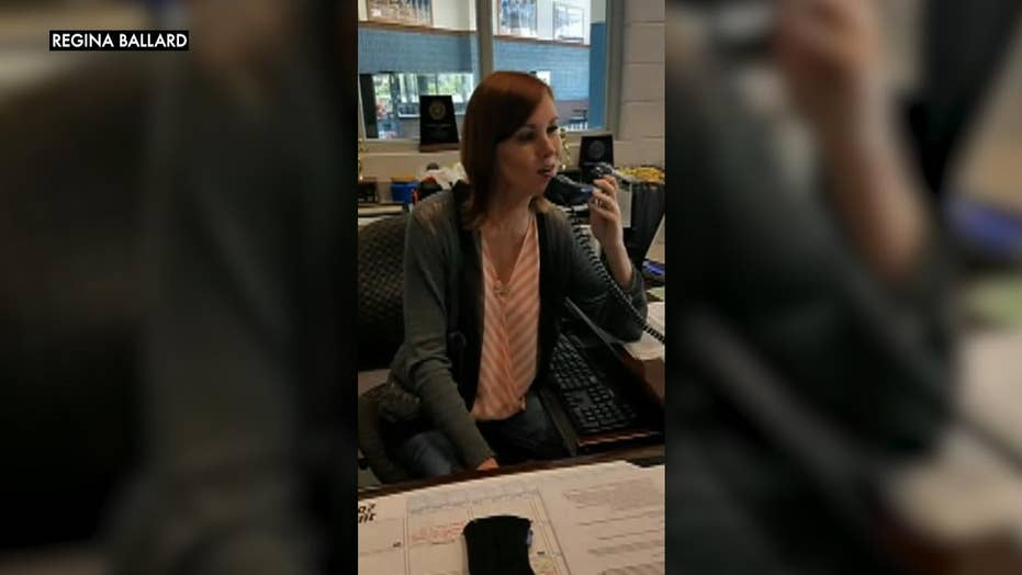 Viral video: School receptionist belts Etta James