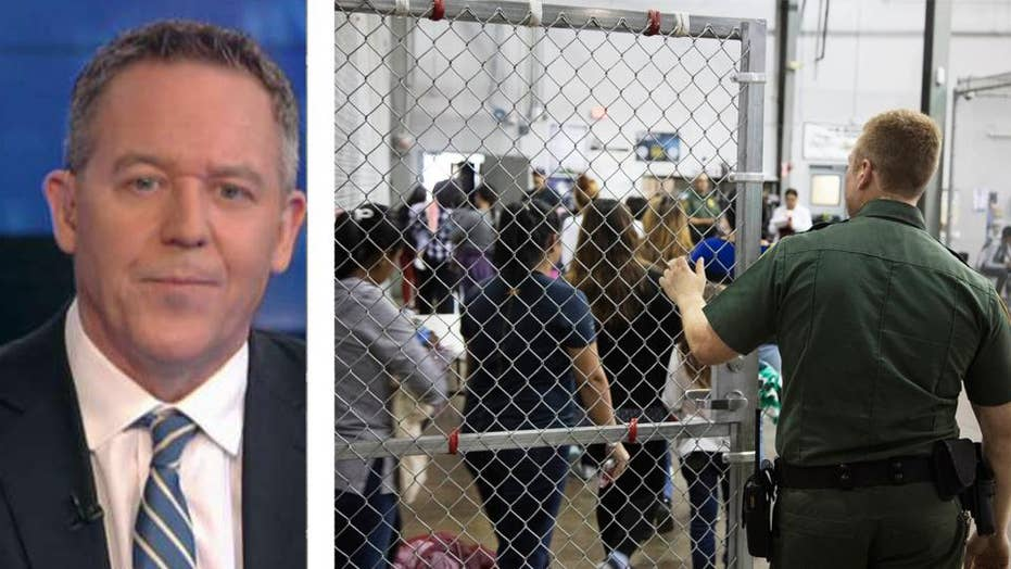 Gutfeld on the media's take on border separations
