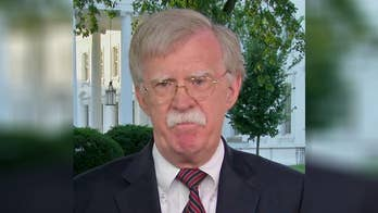 National Security Adviser John Bolton weighs in on 'Fox & Friends.'