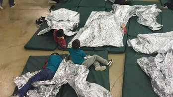 The majority of children being detained at the border are being smuggled by criminal organizations, acting ICE Director Thomas Homan tells 'Fox & Friends.'