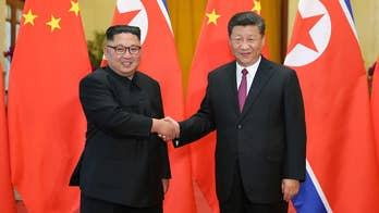 North Korean leader sits down with Chinese President Xi to discuss issues tackled at Trump summit; Greg Palkot reports from London on the meeting.