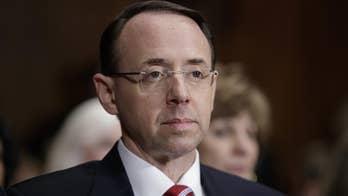 William McGurn: Impeach Rod Rosenstein -- The showdown between DOJ and Congress is finally here