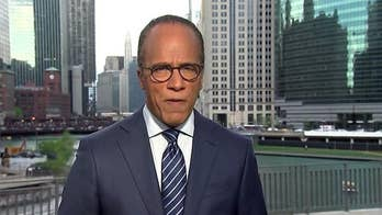 """NBC Nightly News"" anchor Lester Holt failed to mention a major story in his broadcast, skipping over the news on Inspector General Michael Horowitz being grilled by House Judiciary and Oversight Committees."