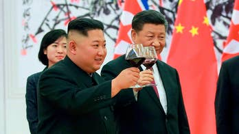 Kim Jong Un leaves Beijing following a two-day meeting with Chinese President Xi Jinping; analysis from Noah Rothman, associate editor at Commentary Magazine.
