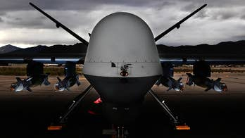 The drone's capabilities are state of the art gathering intelligence and conducting airstrikes on targets all done by pilots thousands of miles away