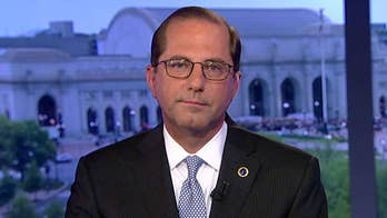 Health and Human Secretary Alex Azar weighs in on family separation issue, provides exclusive footage of HHS-funded facilities for minors.
