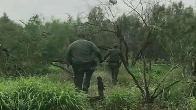 Fox News on the frontlines of the Rio Grande Valley border