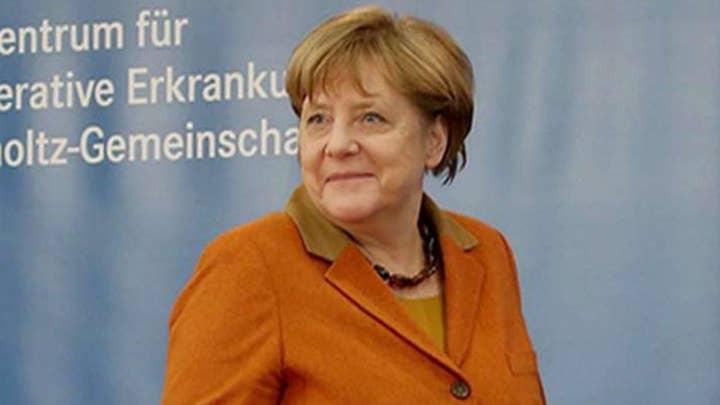 Farage: Refugee problem may end Merkel's run