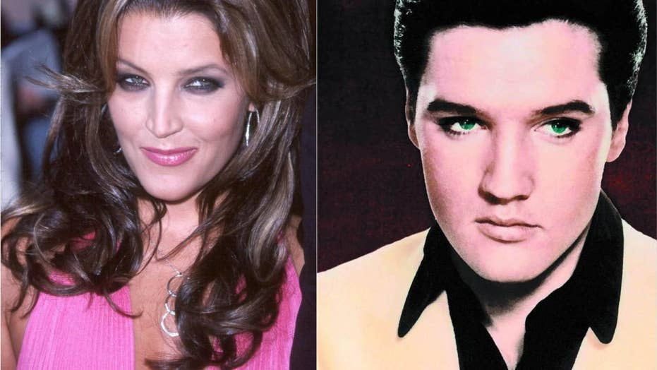 Lisa Marie Presley, daughter of Elvis Presley, reveals past
